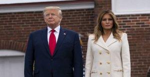 Trump llama George Floyd de la muerte...