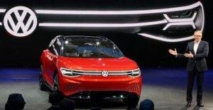 VW gasto de $2.2 B para expandirse en China del mercado de coches eléctricos