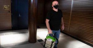 Viajes interrupciones en el desafío global de trasplante de entregas
