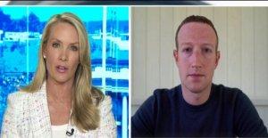 Zuckerberg dice: estados unidos, China en el mundial 'batalla de ideas' sobre el control de internet en medio de Hong Kong de la ofensiva