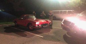 19 coleccionista de coches robados de Orlando distribuidor