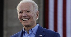 Biden rip Trump 'infundio' sobre el empleo de informes, llamadas comentarios del presidente sobre Floyd 'despreciable'