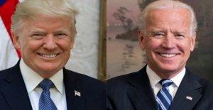 Biden y el Trump todo atado en Texas: encuesta
