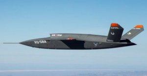 Combate tripulados para competir en contra de piloto de avión