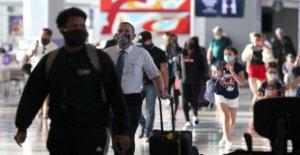 Coronavirus: 'Restringir el acceso al aseo en los vuelos