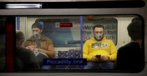 De la ONU, la agencia de salud: usar máscara si usted no puede mantener su distancia