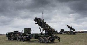 Ejército de misiles Patriot conecta con la Fuerza Aérea F-35 para destruir misiles de crucero