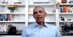 El ex Presidente Barack Obama a los jóvenes de color: Tu vida importa. Sus sueños de la materia.