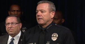 El jefe del LAPD, dice Floyd de la muerte de manifestantes' manos 'tanto como' Minn. policías' – problemas más adelante disculpa
