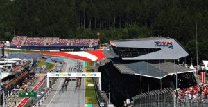 F1 arranca la temporada con el back-to-back carreras en Austria en el Red Bull Ring