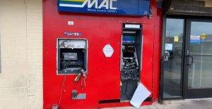 Filadelfia hombre muere en la detonación de la ATM manipuladas con explosivos, los informes dicen que