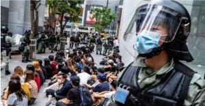 HSBC y StanChart de vuelta de China las leyes de seguridad de HK