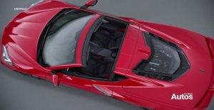 He aquí cómo muchos Chevrolet Corvette Rayas será construido en el año 2020