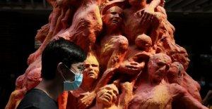 Hong Kong marcas aniversario de Tiananmen, desafiando una prohibición policial