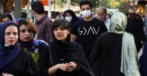 Irán temores virus de la segunda oleada tras oleada de casos
