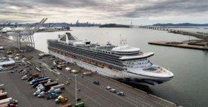 La familia de Grand Princess de pasajeros que murieron de coronavirus demandando a la línea de cruceros para el manejo de brote