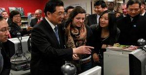 La universidad de los Republicanos, los Demócratas grupos de llamada para los cierres de Beijing financiado por los Institutos Confucio