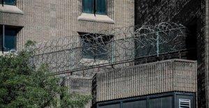 Legisladores de la cuestión federal de prisiones' casa de aislamiento normas