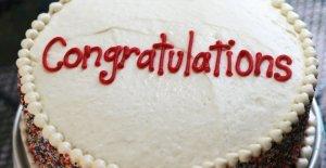 Minnesota panadería dona más de 800 pasteles para 2020 alta escuela de graduados