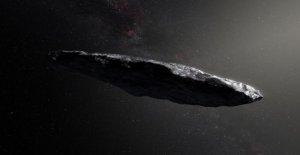 Misterioso interestelar 'Oumuamua podría estar hecho de algo casi inaudito en la ciencia