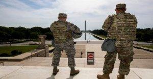 Ohio Gob. señores dewine: miembro de la Guardia Nacional desplegados para DC 'expresa la ideología de la supremacía blanca'