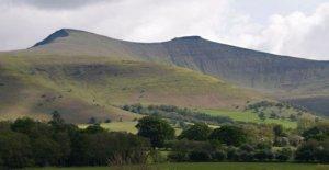 Partes del parque nacional de Brecon Beacons para volver a abrir