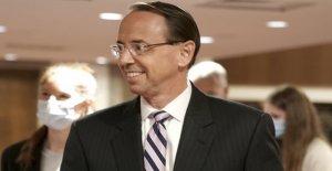 Rosenstein llamadas Durham cita 'razonable' en el testimonio, en el caso de Rusia
