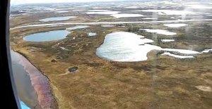 Rusia derrame de petróleo en el Ártico río spurs Putin a declarar estado de emergencia después de 20.000 toneladas de fugas
