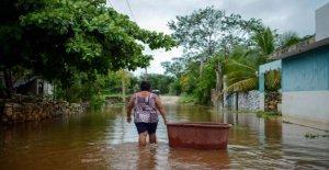 Se declara estado de emergencia en el estado de Luisiana por delante de la Tormenta Tropical Cristóbal