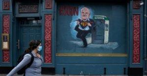 Sería un nuevo gobierno Irlandés levantamiento del bloqueo de más rápido?