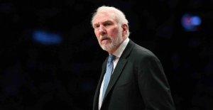 Spurs Gregg Popovich desata en el Presidente de Triunfo después de la muerte de George Floyd