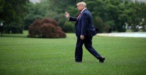 Trump evita las preguntas difíciles en la carrera, como la de la Casa Blanca empuja realidad alternativa: ANÁLISIS
