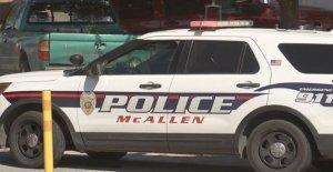 2 oficiales de policía disparó y mató en McAllen, Texas