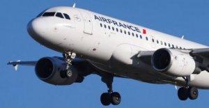 Air France conjunto de cortar más de 7.500 puestos de trabajo