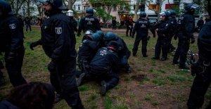 Alemania desgarrado por el lanzamiento de estudio de la discriminación racial por la policía