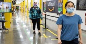 Amazon mano del lavado de la política es el centro de atención