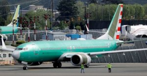 American Airlines amenaza para la cancelación de algunos Boeing Max órdenes