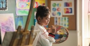 Asiático-Americanos niñas vio fundamental icono de Baby-Sitters Club'