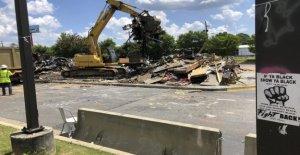 Atlanta Wendy's donde Rayshard Brooks fue asesinado obtiene demolido: informe