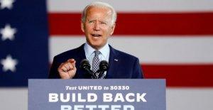 Biden $2 billones climático plan tiene como objetivo replantear el debate