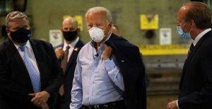 Biden se lleva en Triunfo en el discurso de esbozar la visión para la recuperación de la economía