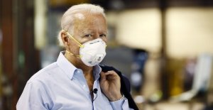 Biden se transmite primera elección general de ad en Texas