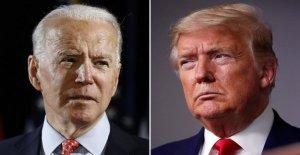 Biden tiene sondeo de posición con el Triunfo con cuatro meses para el Día de la Elección