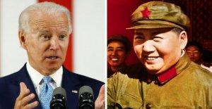 Biden utiliza cita particularmente pronunciado por Mao Zedong durante la gran dinero de recaudación de fondos: los informes