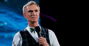 Bill Nye las pruebas coronavirus máscara de materiales en vídeo