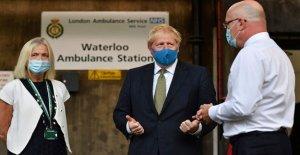 Boris Johnson dice que los Británicos deberían ser el uso de mascarillas en las tiendas en medio de coronavirus