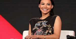 Búsqueda de California lago se reanuda por falta de 'Glee' estrella