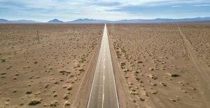 California Valle de la Muerte podría alcanzar los 130 grados, la temperatura más alta jamás registrada