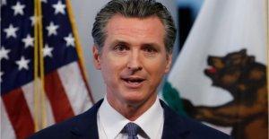 California partido REPUBLICANO slams Newsom para rodar de nuevo coronavirus reaperturas