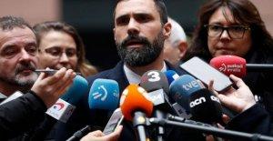 Catalán líder de las demandas de investigación en España espionaje reclamación